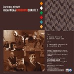 Pasapogas Hammond Quartet Contraportada
