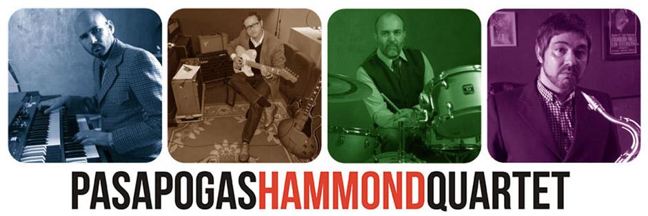 Pasapogas Hammond Quartet